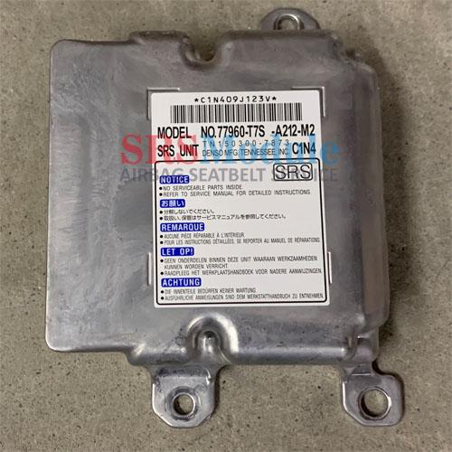 Honda HRV Airbag Module Reset 77960-T7S-A212-M2 - SRS Airbag Module Reset &  Seatbelt Repair Services